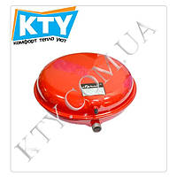 Расширительный бачок Sprut FT 8D.324 для систем отопления (8 литров, сферический)
