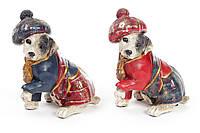 Декоративная фигура-копилка Собака 18см, 2 вида BonaDi 419-107