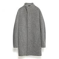 Fusion Пальто Ghost Grey Wool