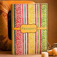 Обложка на паспорт Сладкий ноябрь Подарок на Новый год 2021
