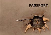 Обложка на паспорт Чудик