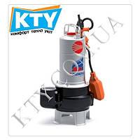 Фекальный насос Pedrollo BCm (с режущим механизмом, поплавковый выключатель) Модель: 10/50;