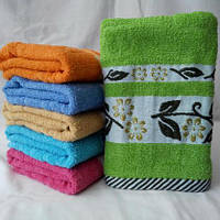 Полотенце баня. Махровое полотенце размер 70 см х140 см. Рисунок может отличаться.