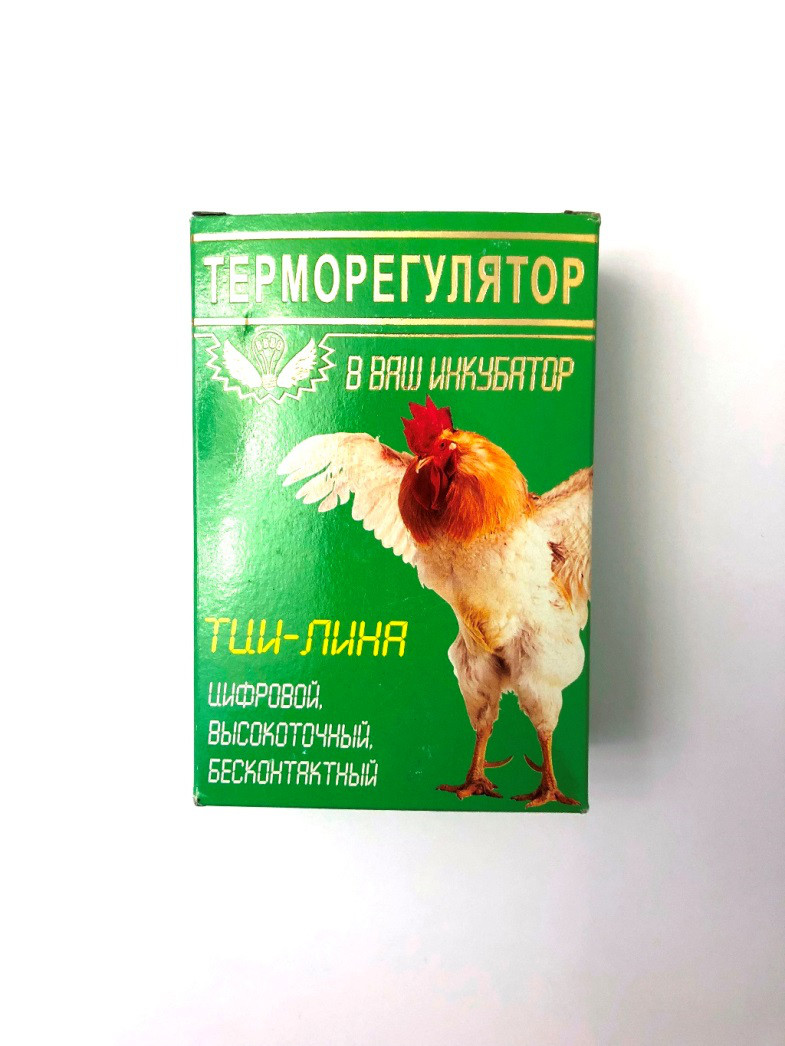 Высокоточный терморегулятор для инкубатора ТИЦ-линя (цифровой)