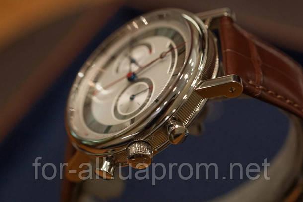 Дорогие мужские часы Breguet Classique Chronographe 5287