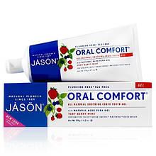 Гелевая зубная паста для чувствительной эмали «Oral Comfort» от 2 лет *Jason (США)*