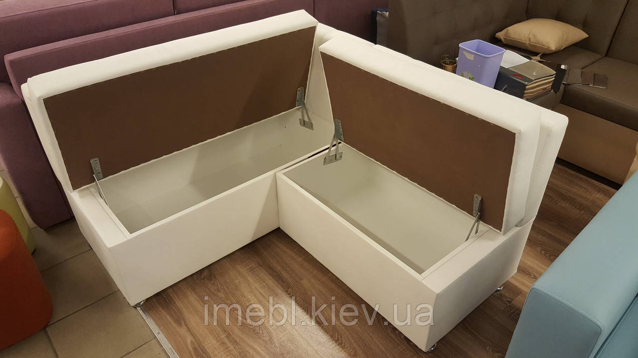 Маленький кухонный уголок (Белый)