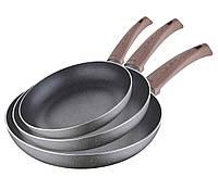 Набор сковородок 3 пр (20/24/28) Bergner BG-7949