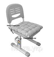 Детский стул растущий + подушка хлопок, 3 цвета