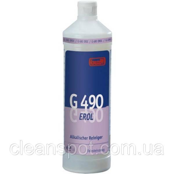 Эффективное щелочное чистящее средство Buzil Erol®