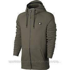 b771215c Толстовка мужская Nike Sportswear Modern Full Zip Hoodie 805130-891 ...