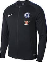 Кофта мужская Nike Chelsea FC 2017-2018 Traning Jacket M 905453-011
