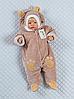 Детский демисезонный комбинезон