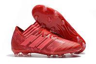 Бутсы adidas Nemeziz 17.1 FG red, фото 1