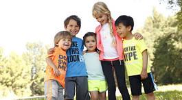 Дитячі футболки та майки оптом