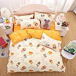 Комплект постельного белья Фаст-фуд (полуторный) Berni