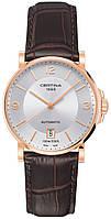 Мужские механические часы CERTINA C017.407.36.037.00