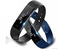 Фитнес браслет 115, Android / iOS, Bluetooth V 4.0, 50 мАч, размеры браслета 240x19x12 мм, IP54 - защита от пота и дождя, ремешка силикон