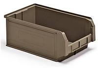 Пластиковые складские контейнеры 500x300x200 мм