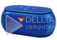 Портативная колонка Bluetooth JHW 126, Bluetooth соеденение, 3.5 мм, FM, TF карта, голосовое соеденение, USB, переносная блютуз колонка