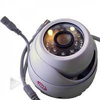"""Камера купольная 238 CS (248), внутренняя, Color 1/4"""" CMOS, IP54, ИК-подсветка до 20м, объектив 3.6 мм, Analog камера"""