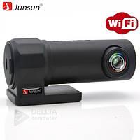 Автомобильный видеорегистратор Junsun S30, 200mAh, 720P (1080 x 720), частота кадров 30fps, видео регистраторы DVR, регистратор автомобильный
