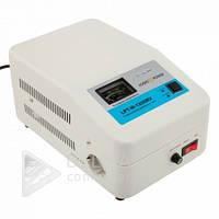 Стабилизатор напряжения LPT-W-1200RV, 840ВТ, белый, 140В-260В, 3.7А, однофазный, без конденсата, релейный стабилизатор