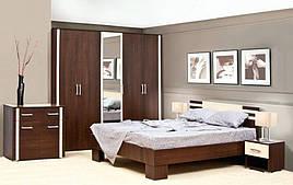 Спальня комплект з ДСП/МДФ 5Д Елегія Світ Меблів