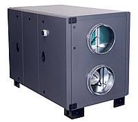 Вентиляционные установки с роторным рекуператором тепла  S&P