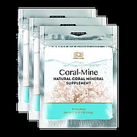 Коралловая вода-  «Coral-Mine»- разжижает кровь; снижению риска заболевания сердечно-сосудистой системы