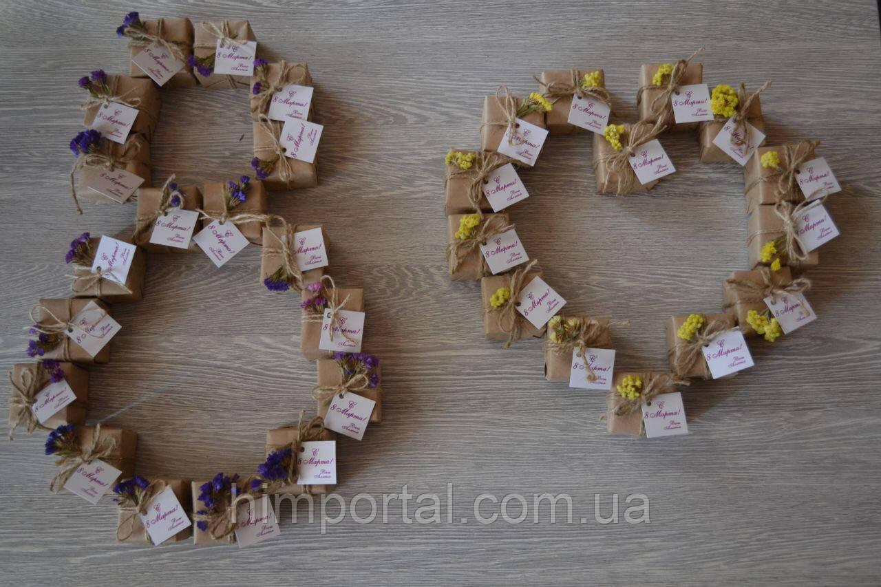 8 Марта - праздник весны и подарков! Получите свой подарок и вы!