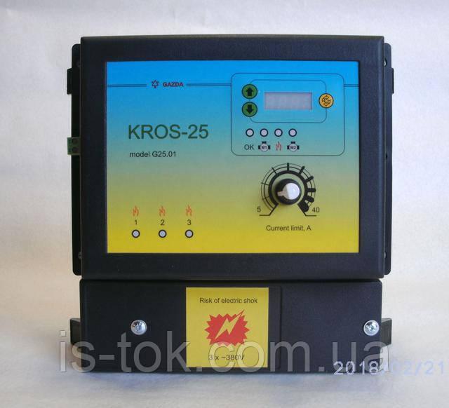 Новые модели KROS