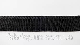 Стропа  ременная  черная (40 мм)