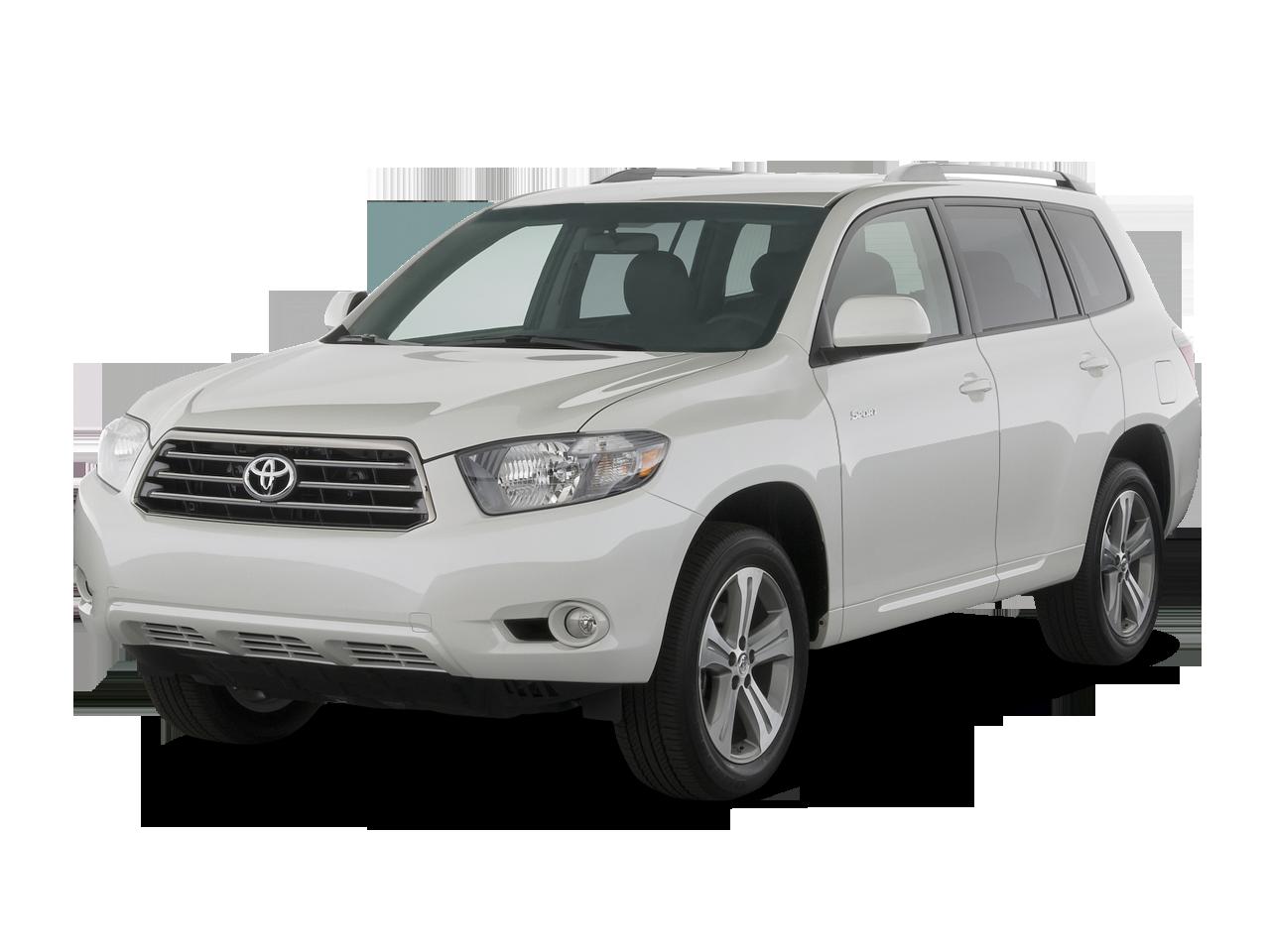 Лобовое стекло Toyota Highlander/Kluger с обогревом (2007-2014)
