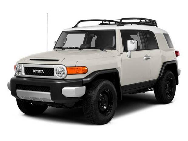 Лобовое стекло Toyota FJ Cruiser (2006-)