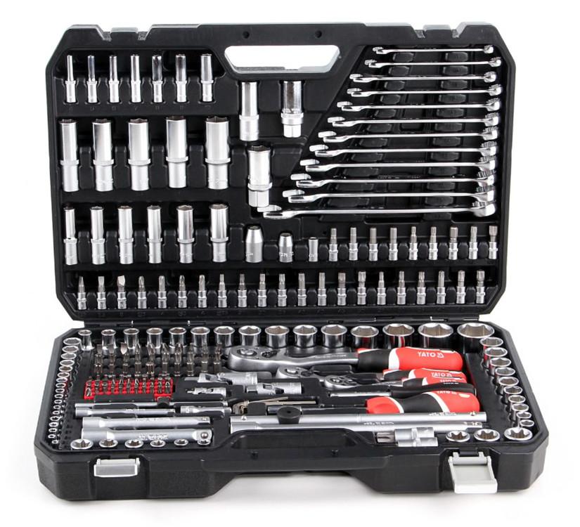 Набор инструментов YATO YT-38841, 216 элементов