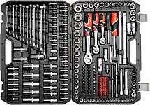 Набор инструментов YATO YT-38841, 216 элементов, фото 3
