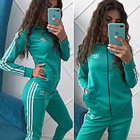 Женский спортивный костюм  ADIDAS цвет Мята