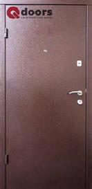 Двери Qdoors Металл/МДФ Стандарт М Классик