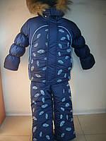"""Комплект """"Машинки""""(Зимняя курточка,комбинезон,ботиночки и шапочка)"""