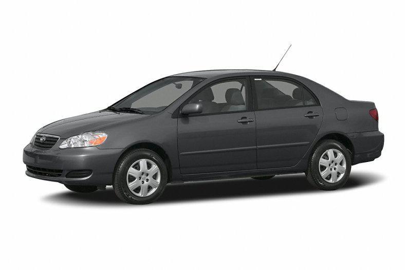 Лобовое стекло Toyota Corolla (седан) (2001-2007)