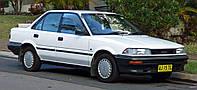Лобовое стекло Toyota Corolla E90 (лифтбек) (1987-1991)
