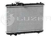 Радиатор охлаждения Suzuki Swift (05-) 1.3/1.5/1.6 МКПП (LRc 2462) Luzar