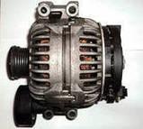 Генератор реставрированный на Hyundai Getz 1,5-1,6CRDi  /120A /, фото 2
