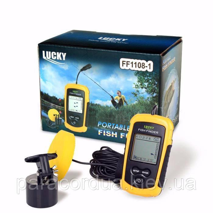 Эхолот для рыбалки Lucky FF1108-1