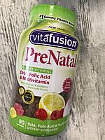 Витамины с омегой и фолией для беременных и кто планирует VITAFISION Prenatal gummy