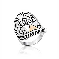 Кольцо в стиле Бохо Юрьев 354к - 354к 17.5