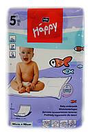 Детские гигиенические пеленки Bella Baby Happy 90х60 - 5 шт.