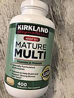 Витамины и минералы после 50 лет Kirkland Signature Adult 50, фото 1