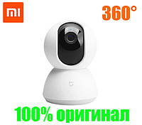 Умная ip камера Xiaomi Mi Home Security Camera 360°-100% оригинал!